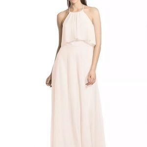 Azazie Emmalyn Dress Rose Quartz